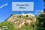 Discover DEIR MIMAS and its Natural Trail with Green Steps Lebanon