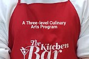 The Kitchen Bar's Three-level Culinary Arts Program