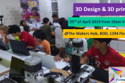 3D Design and 3D Printing Workshop