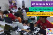 3D Design and 3D Printing Workshop
