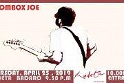 The Boombox Joe at Kudeta