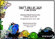 "Exhibition ""That's Dallas Baby"" by Jonni Cheatwood at Artual Gallery"