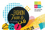 Fashion, Fun and فن