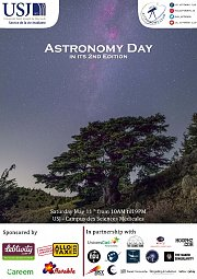 Astronomy Day 2019 at USJ
