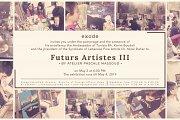 Futurs Artistes III by Atelier Pascale Massoud