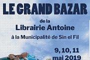 Le Grand Bazar De La Librairie Antoine