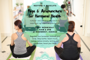 Yoga & Acupuncture for Hormonal Health
