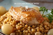 Iftar Gathering in Collaboration with Socrate Catering