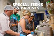 Teen & Parent Italian Cooking Class