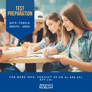 GRE® Preparatory Course at AMIDEAST