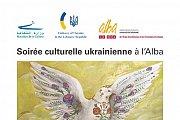 Soirée Culturelle Ukrainienne à l'Alba
