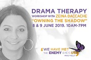 Drama Therapy Workshop: Owning the Shadow - Facilitated by Zeina Daccache