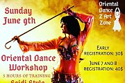 Saidi Oriental Dance Workshop
