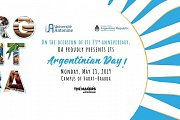 Founders' Day at UA | Argentinian Day