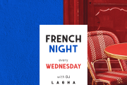 French Night at Santana Every Wednesdays