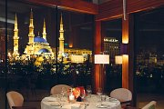 Elegant Iftar at Indigo on the Roof - Le Gray Hotel