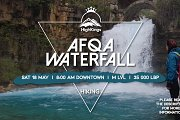 Afqa Waterfall Hike | HighKings