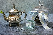 Moroccan Tea Time - Happy Hour at Tanjia