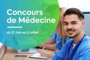 Session Préparatoire - Concours de Médecine, Pharmacie et Médecine Dentaire