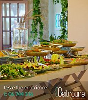 Sunday Buffet at Batroun Village Club