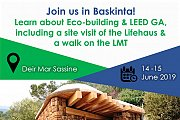 Eco-Building, Sustainability, EcoDesign, & LEED Green Associate Training