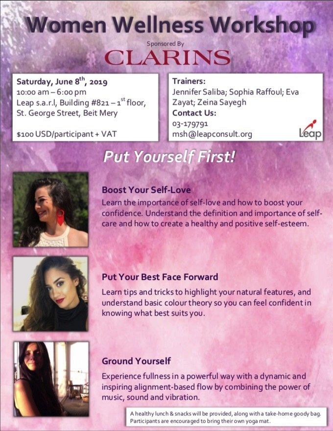 Women Wellness Workshop « Lebtivity