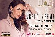 Abeer Nehme LIve in Concert