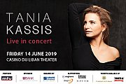 Tania Kassis Live in Concert at Casino du Liban