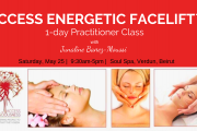 Access Energetic Facelift: 1 Day Practitioner Class