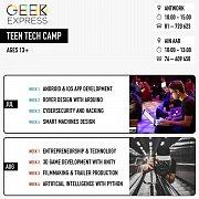 Teen Tech Summer Camp