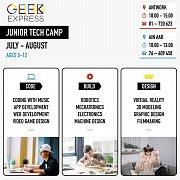 Junior Tech Summer Camp