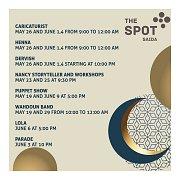 Ramadan at the Spot Saida