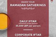 Ramadan Iftars at Bou Melhem Restaurant