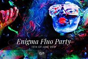 Enigma Fluo Party