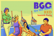 BGC On the Roof!: Launch Party (Starring Malayka Erpen)