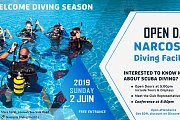 Open DAY at Narcosis Diving Facility