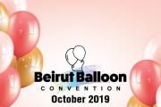 Beirut Balloon Convention - Qualatex 2019