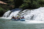 Rafting at El ASSI with DALE CORAZON