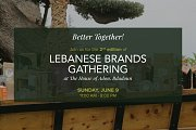 Lebanese Brands Gathering - 2nd Edition