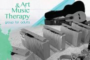 Art & Music Therapy - Group for Adults