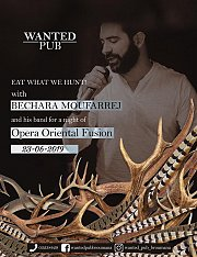 Opera Oriental Fusion with Bechara Moufarre