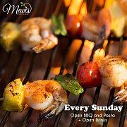 Sunday Live BBQ & Pasta Stations