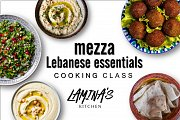 MEZZA - LEBANESE ESSENTIALS COOKING CLASS