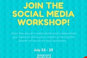 Social Media Workshop at AMIDEAST