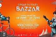 Cirque du Soleil Bazzar | Beirut 2019