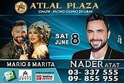 Nader Atat / Mario Karam & Marita Nader