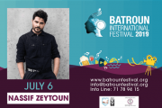 Nassif Zeytoun - Part of Batroun International Festival