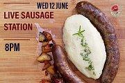 Roy Made Sausages at Em's