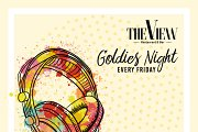 Goldies Night at The View
