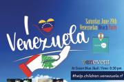 Venezuelan Beach Party!